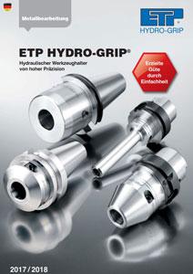ETP Hydro Grip  Metallbearbeitung 2017/2018