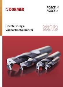 Dormer Hochleistungsbohrer 2018 De
